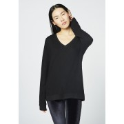 CHIEMSEE Damen T-Shirt Longsleeve BUNDORAN, deep black