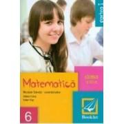 Matematica clasa 6 partea 1 ed.2014 - Nicolae Sanda Adela Cotul Valer Pop