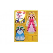Princess Elise Magnetic Dress-Up by Melissa & Doug