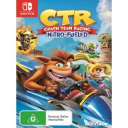NSW Crash Team Racing Nitro-Fueled EU