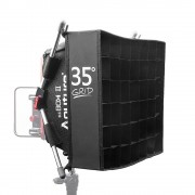 Aputure Amaran EZ Box + MK II Kit Softbox + Grid pentru AL-528 si HR672