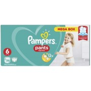 Scutece chilotel Pampers Active Baby Pants 6 Mega Box Pack 88 buc