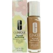 Clinique Beyond Perfecting Maquillaje + Corrector de Ojeras 30ml - 11 Honey
