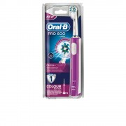 Oral-B Cross Action Pro600 Cepillo Eléctrico