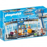 AEROPORT CU TURN DE CONTROL Playmobil