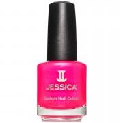 Jessica Nails Esmalte de uñas Custom Nail Colour de Jessica Cosmetics - Raspberry (14,8 ml)