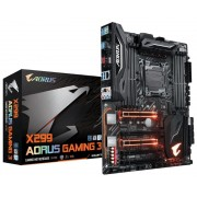 GIGABYTE X299 AORUS Gaming 3 rev.1.0