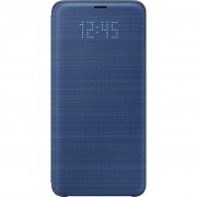 Samsung Galaxy S9 Plus LED View Cover Blauw