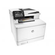 MFP, HP Color LaserJet Pro M477fdw, Laser, Fax, Duplex, ADF, Lan, WiFi (CF379A)