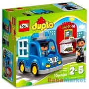 LEGO DUPLO: Rendőrjárőr 10809
