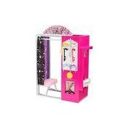 Barbie Real Cabine Foto Três é Demais - Mattel