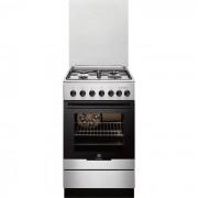 Aragaz mixt Electrolux EKM51351OX 4 arzatoare grill inox