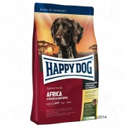 12,5kg Supreme Sensible África Happy Dog pienso para perros