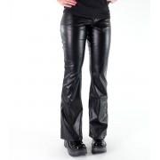 kalhoty dámské Mode Wichtig - Bell Bottom Sky Black - M-1-06-113-00