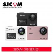 ?Barato! Stock SJCAM SJ8Air/Plus/Pro 4K Cámara de Acción WIFI Control remoto impermeable deportes DV 1290P cámara de Acción(#Blanca)(#SJ8 Plus Small Box)