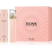 Hugo Boss Boss Ma Vie coffret IX. Eau de Parfum 75 ml + leite corporal 200 ml
