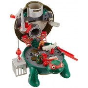 Teenage Mutant Ninja Turtles Teenage Mutant Ninja Micro Raphael's Roof Top Pet Turtle To Playset