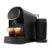 Philips Cafetera PHILIPS LM8018/90 L'Or Barista (19 bar - Gris)