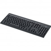 Tastatura Fujitsu KB410 USB Black