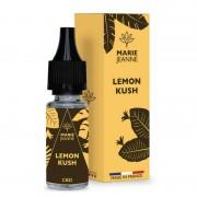 Marie-Jeanne E-liquide CBD Lemon Kush Gamme authentique - Marie Jeanne