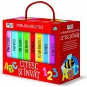 Sassi Prima mea biblioteca - Citim si invatam in limba romana