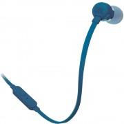 Casti Audio Tune 110 Albastru JBL