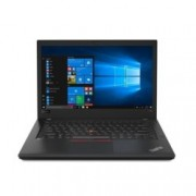 "Лаптоп Lenovo ThinkPad T480 (20L5000BBM), четириядрен Kaby Lake R Intel Core i7-8550U 1.8/4.0 GHz, 14.0"" (35.56 cm) WQHD IPS Display & MX150 2GB, (HDMI), 16GB DDR4, 512GB SSD, 1x Thunderbolt 3, Windows 10, 4G/LTE, 1.58 kg"