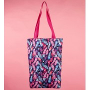 Mr. Gugu & Miss Go Colorful Feathers Beach Bag BGB1201