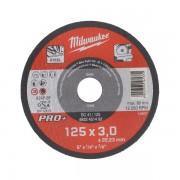 Discuri debitare metal SC 41, 125 mm