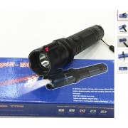 Lanterna cu electrosocuri pentru autoaparare cu laser HY-1298