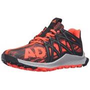 Adidas Performance Men s Vigor Bounce M Trail Runner Solar Red/Light Scarlet/Black 9 D(M) US
