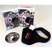 Ufc Personal Trainer Incl Fitness Belt Nintendo Wii