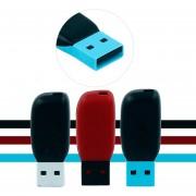 Memoria USB 2.0 8gb Metal Silbato Pen Drive