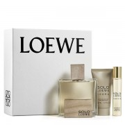 Loewe Solo Cedro SET Eau de toilette - Vaporizador Set de Perfumes para Hombre