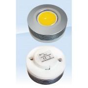 LED žarulja dimabilna 8W LED GX53 3000K WARM WH 230V INPUT