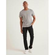 Boden Schwarzes Denim Jeans mit schmalem Bein Herren Boden, 34 34in, Black