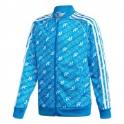 Adidas Bluza adidas Repeated Trefoil SST (DI0262)