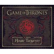 Game of Thrones: House Targaryen Deluxe Stationery Set, Hardcover/Insight Editions