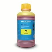 Multilaser Refil de tinta para impressoras EPSON 250ml Amarelo Multilaser - RF016 RF016