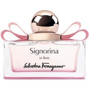 Salvatore Ferragamo signorina in fiore eau de toilette, 50 ml
