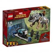 LEGO Super Heroes, Confruntarea cu rinocerul langa mina 76099