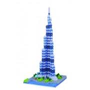 nanoblocks Nbh122 Nb - Burj Khalifa Building Kit