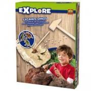 Детски занимателен комплект - Разкопки, 3 налични модела, SES, 080847