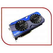 Видеокарта Palit GeForce GTX 1080 Ti 1594Mhz PCI-E 3.0 11264Mb 11000Mhz 352 bit DVI HDMI HDCP GameRock Premium Edition NEB108TH15LC-1020G