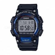 Casio W-736H-2AVDF reloj digital - negro / azul (sin caja)