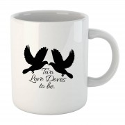 By IWOOT Tasse Two Love Doves to be