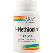 L-Methionine 500mg 30 cps