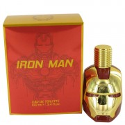Marvel Iron Man Eau De Toilette Spray 3.4 oz / 100.55 mL Men's Fragrances 536132