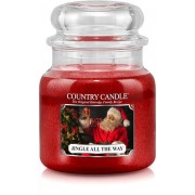 Country Candle Jingle All The Way 2 Wick Medium Jar 453 g