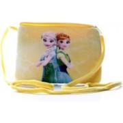 HC Toys LLP Yellow Sling Bag